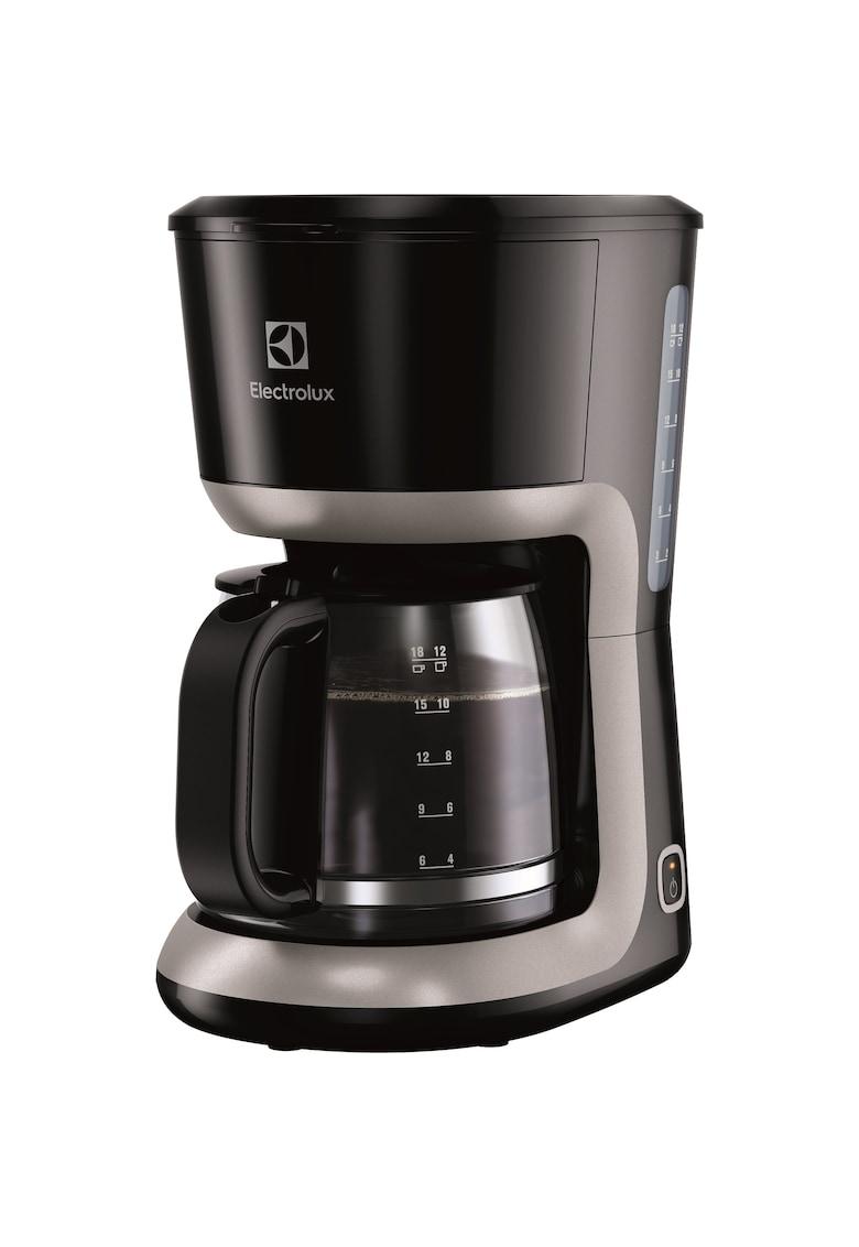 Electrolux Cafetiera   - 1100 W - 1.65 l - 12 cesti - Negru/Argintiu