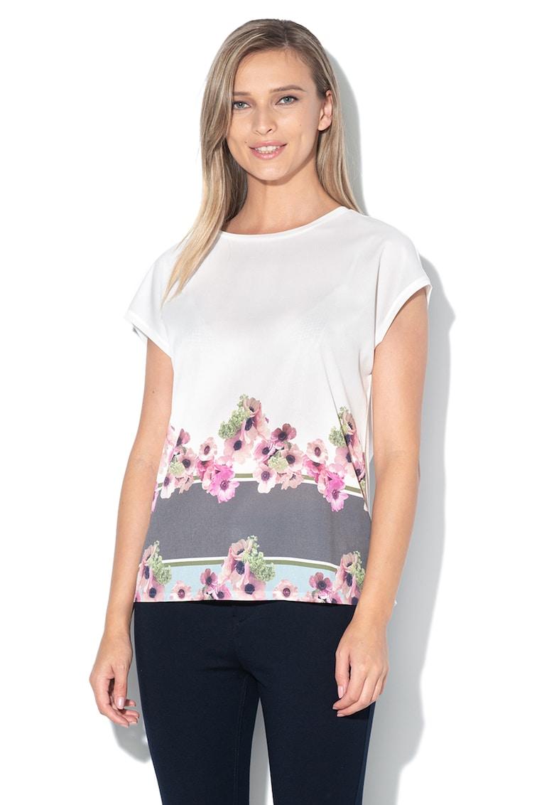 Tricou cu imprimeu floral Twixie