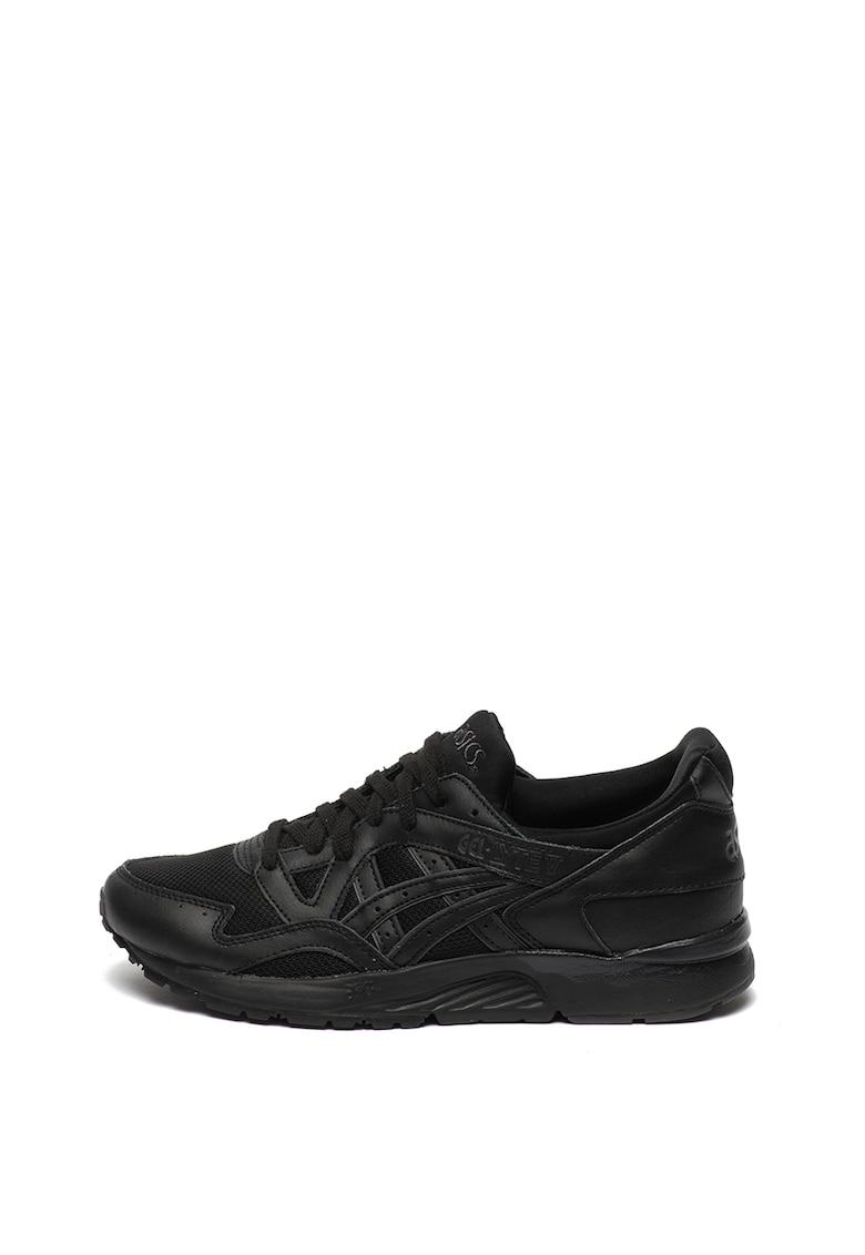 Pantofi sport cu insertii din piele ecologica Griff 3