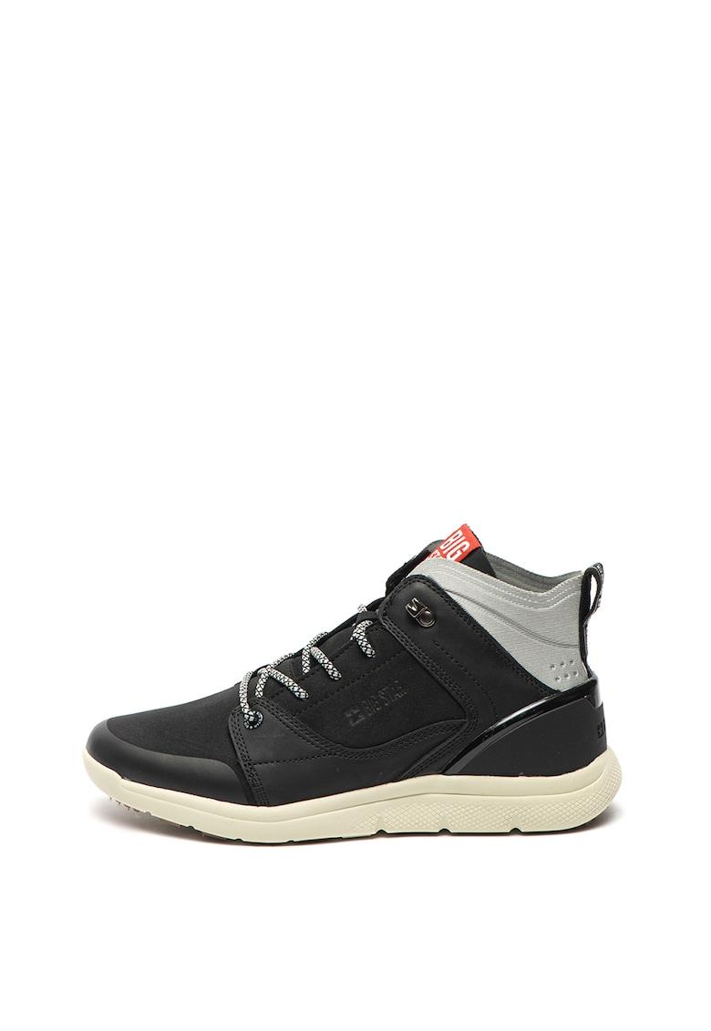 Pantofi sport usori cu garnituri de piele ecologica de la Big Star