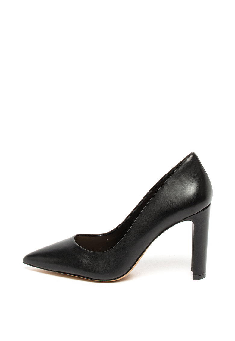 Pantofi de piele - cu varf ascutit Febriclya imagine promotie