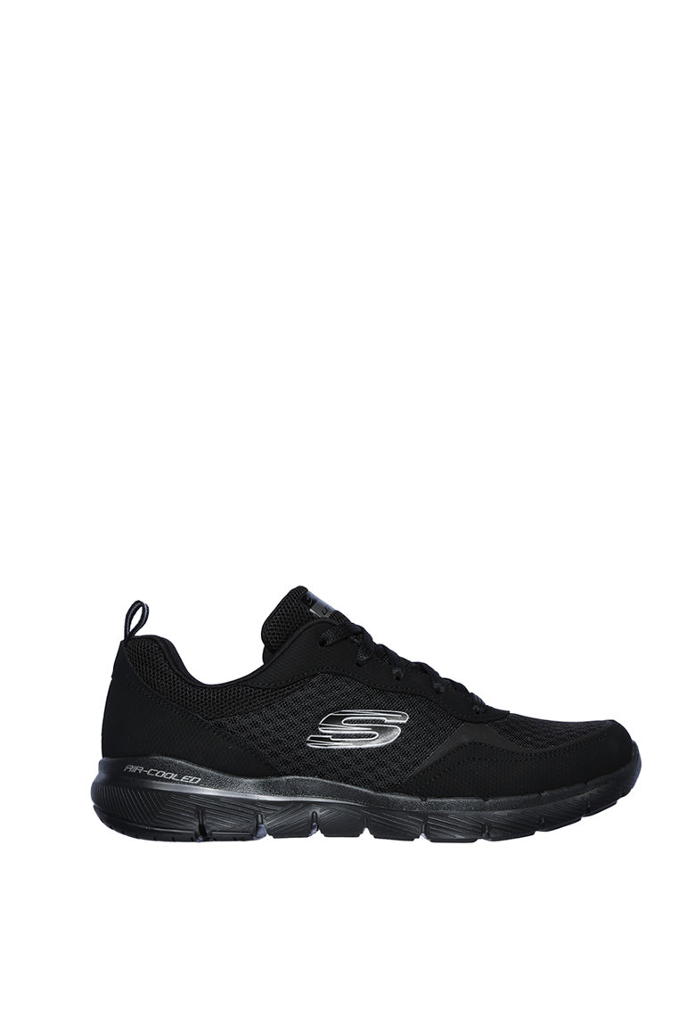 Pantofi sport cu insertii de piele peliculizata Flex Appeal 3.0 imagine