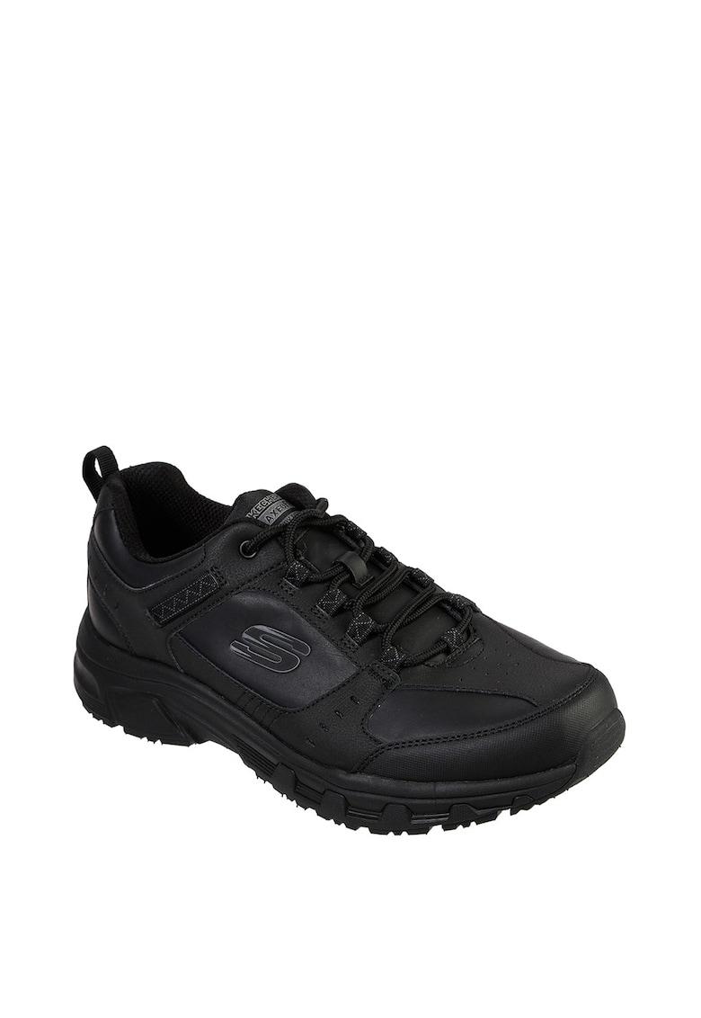Pantofi sport cu garnituri de piele peliculizata Oak Canyon-Redwick imagine