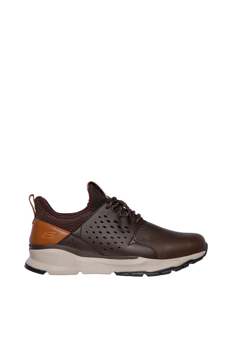 Pantofi sport slip-on cu insertii textile Relven Hemson imagine
