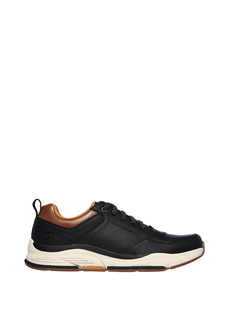 Pantofi sport cu insertii de piele Benago Treno imagine
