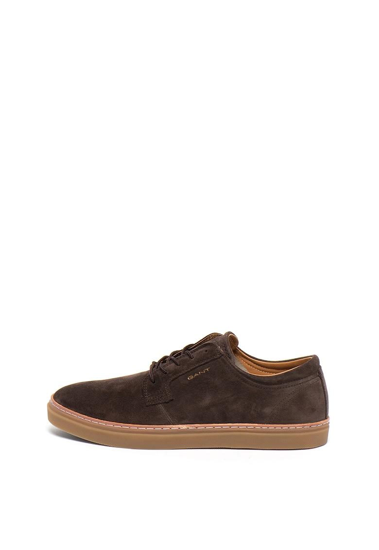 Pantofi casual de piele intoarsa de la Gant