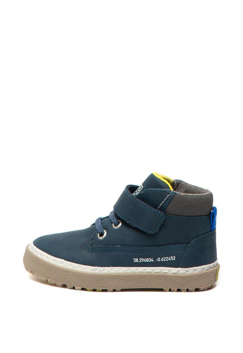 Pantofi sport mid-high de piele ecologica Lucka