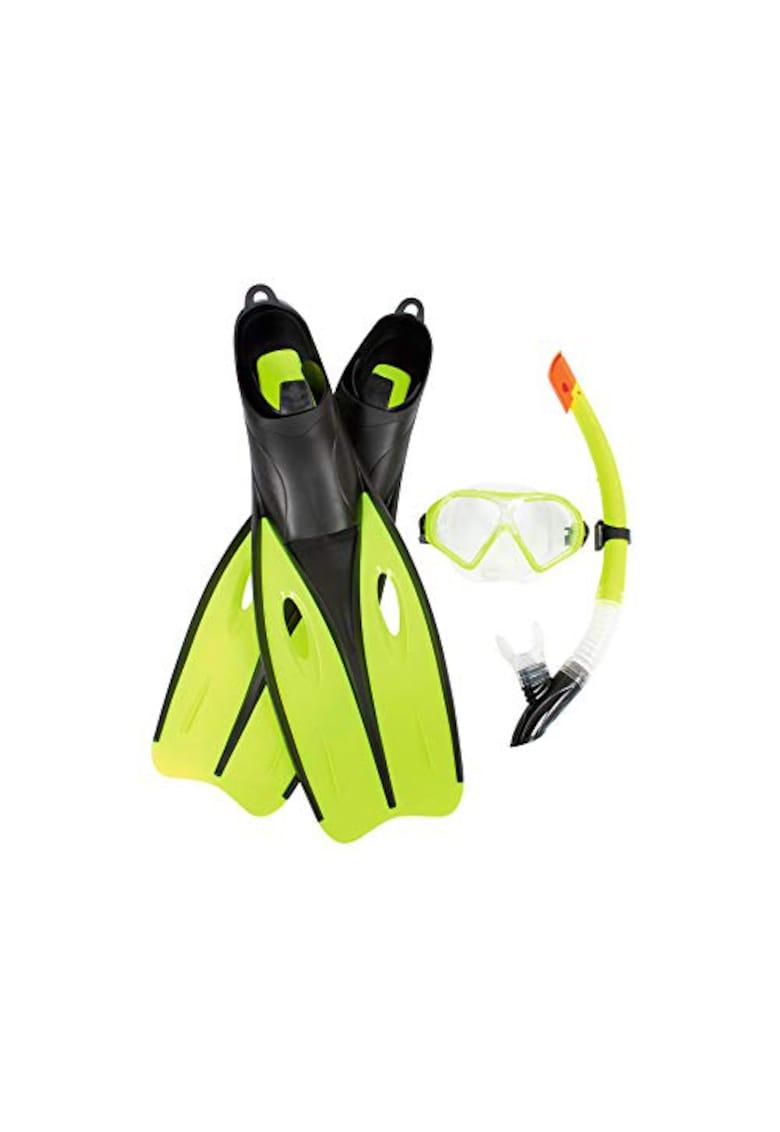 Set inot Hydro-Pro Dream Diver Snorkel - 40-42 - Green