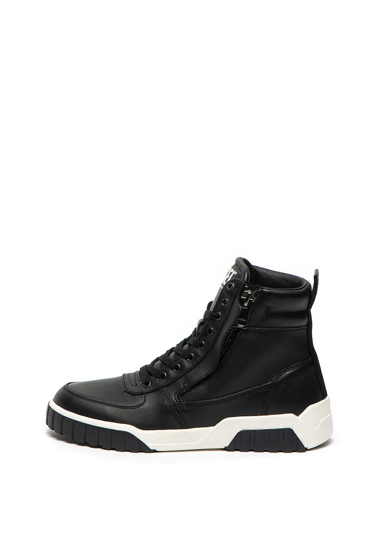 Pantofi sport mid-high de piele S-Rua