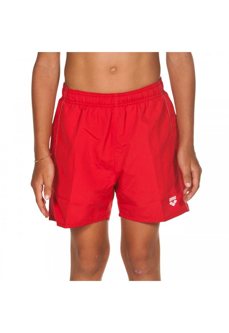 Costum de baie pentru baieti Fundamentals Jr Boxer - 10/11 (D) - Red/White