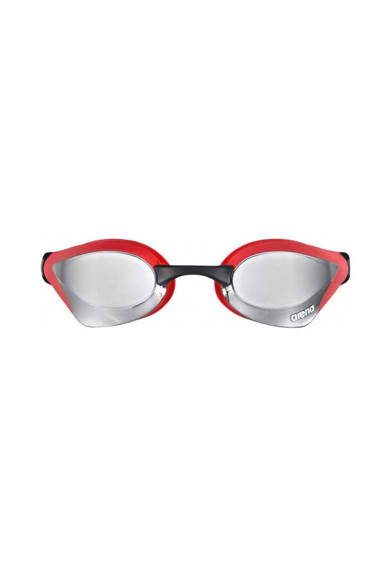ARENA Ochelari inot  Cobra Core Mirror Unisex - Silver-Red-Black - NS
