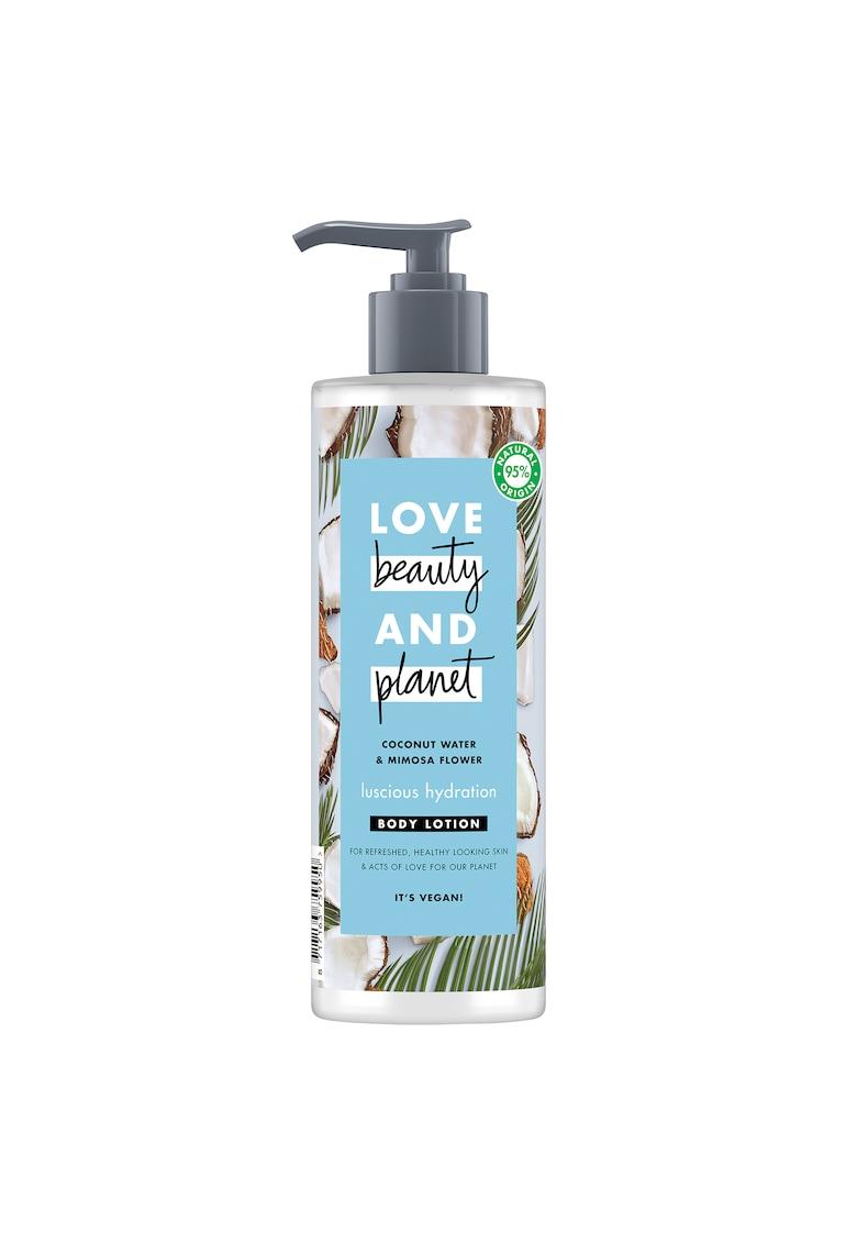 Lotiune de corp  Luscious Hydration Coconut Water & Mimosa Flower - 400 ml