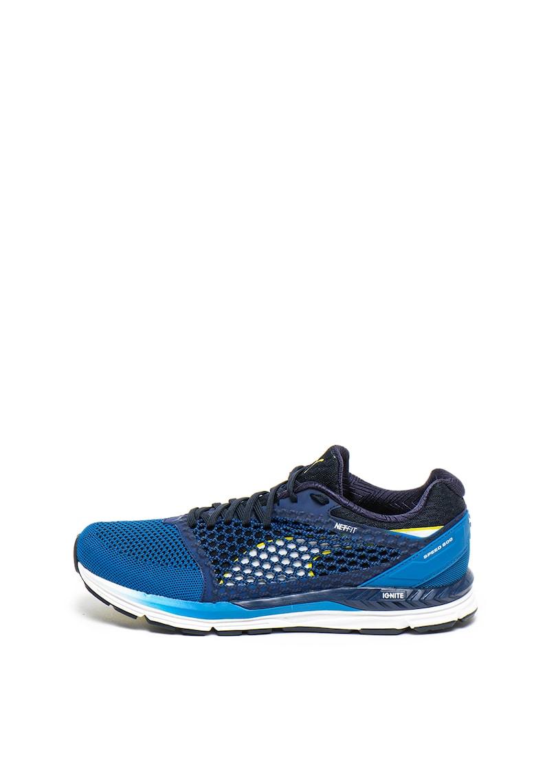 Pantofi cu strat exterior de plasa – pentru alergare Ignite 3 de la Puma