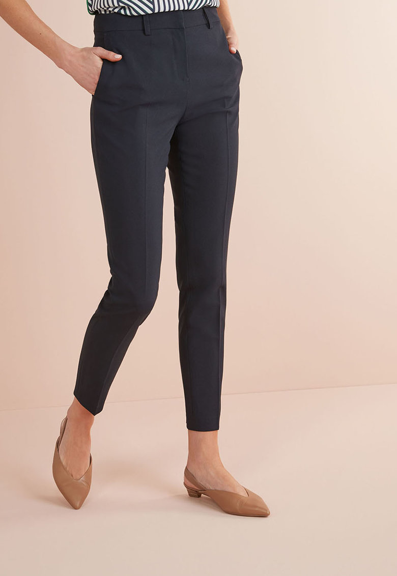 Pantaloni crop slim fit de la NEXT