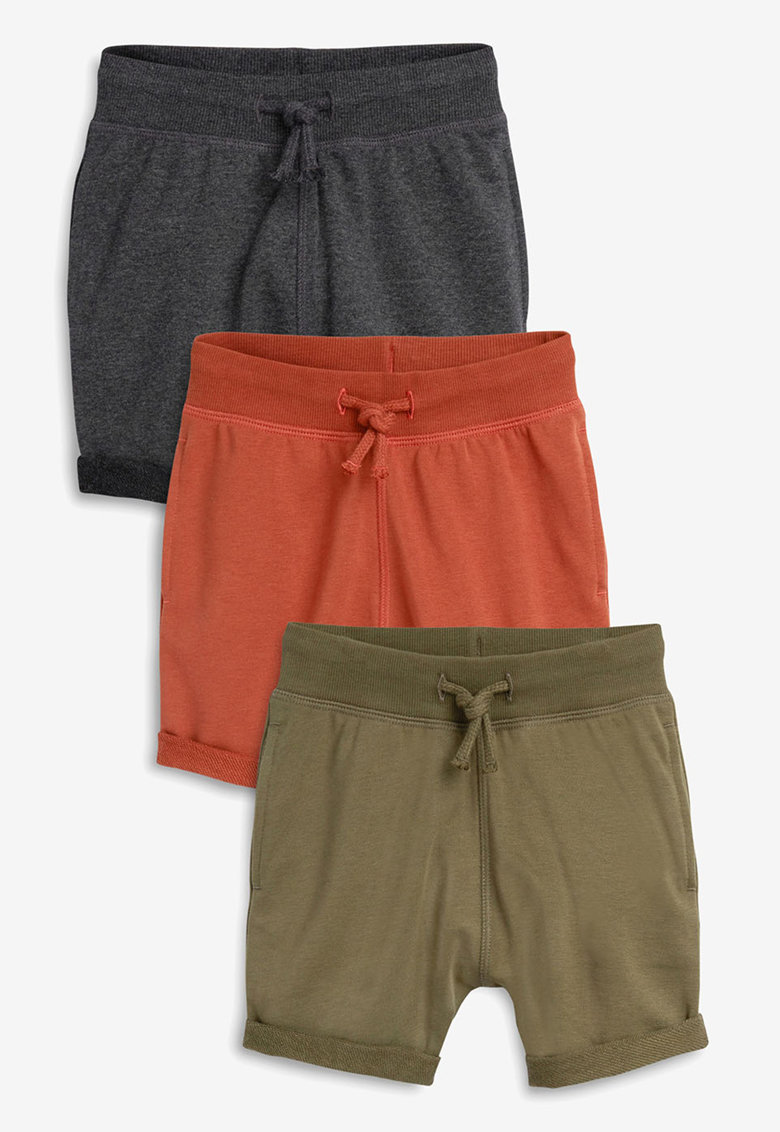 Set de pantaloni scurti cu snur - 3 perechi de la NEXT