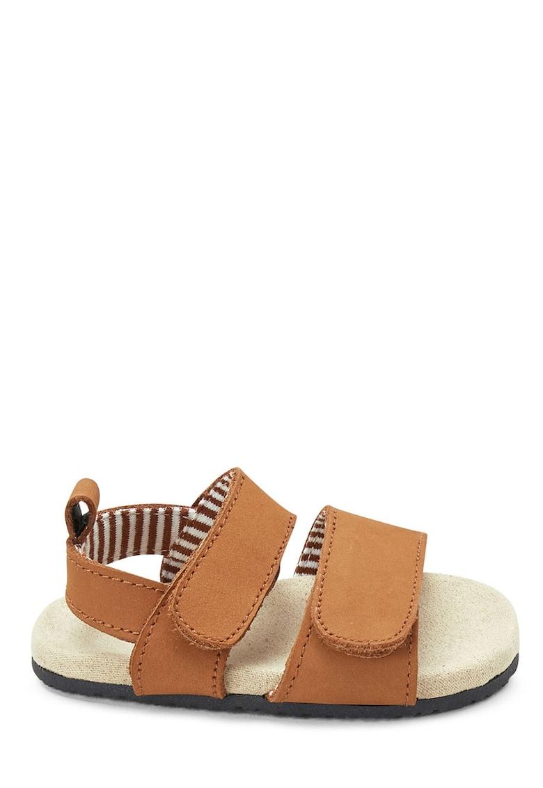 Sandale de piele – cu velcro NEXT