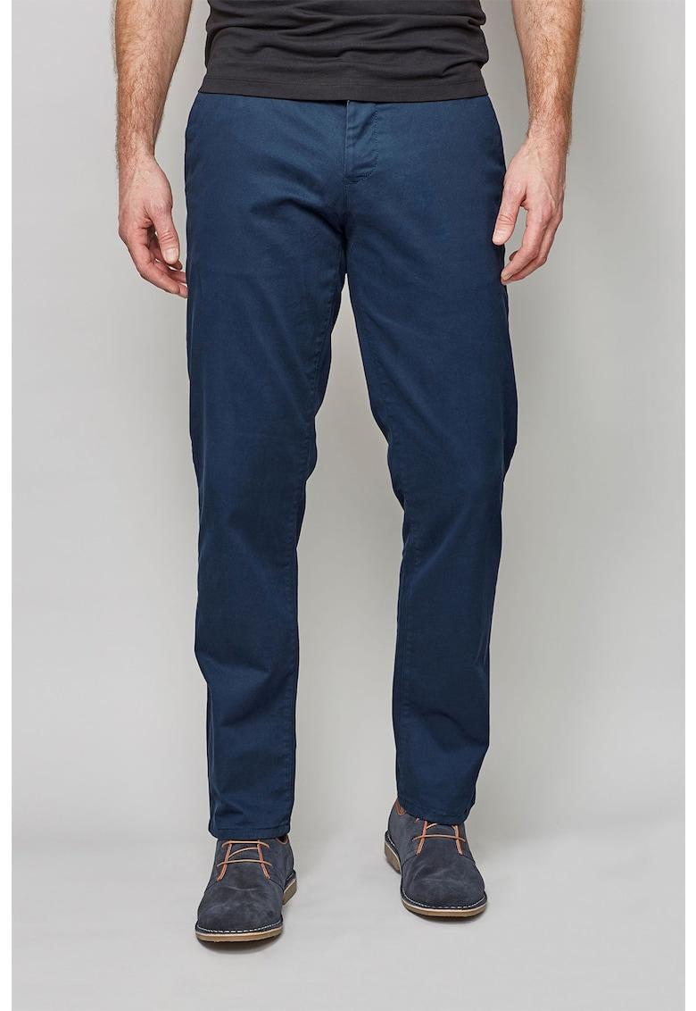 Pantaloni chino drepti elastici de la NEXT