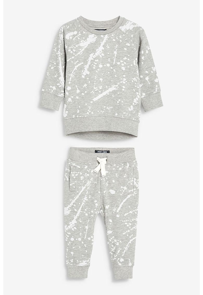 NEXT Set de pantaloni si bluza sport din jerseu