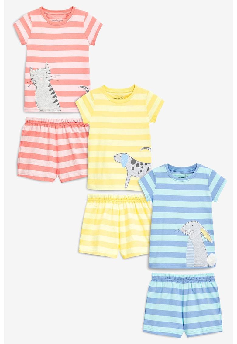 Set de pijamale – 6 piese de la NEXT