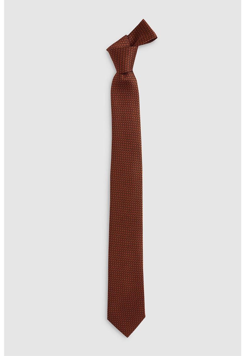 Cravata de matase – cu aspect texturat de la NEXT