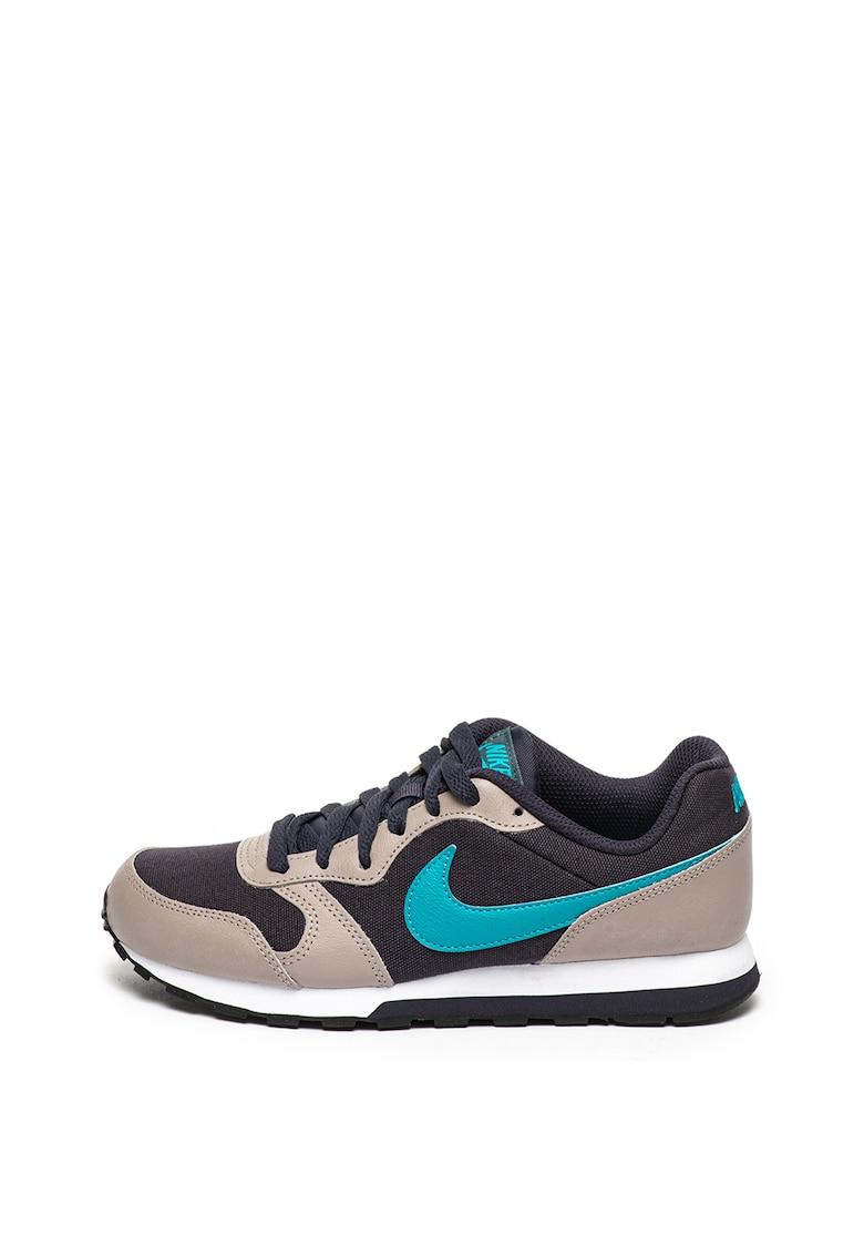 Pantofi sport cu garnituri de piele MD Runner 2 Nike