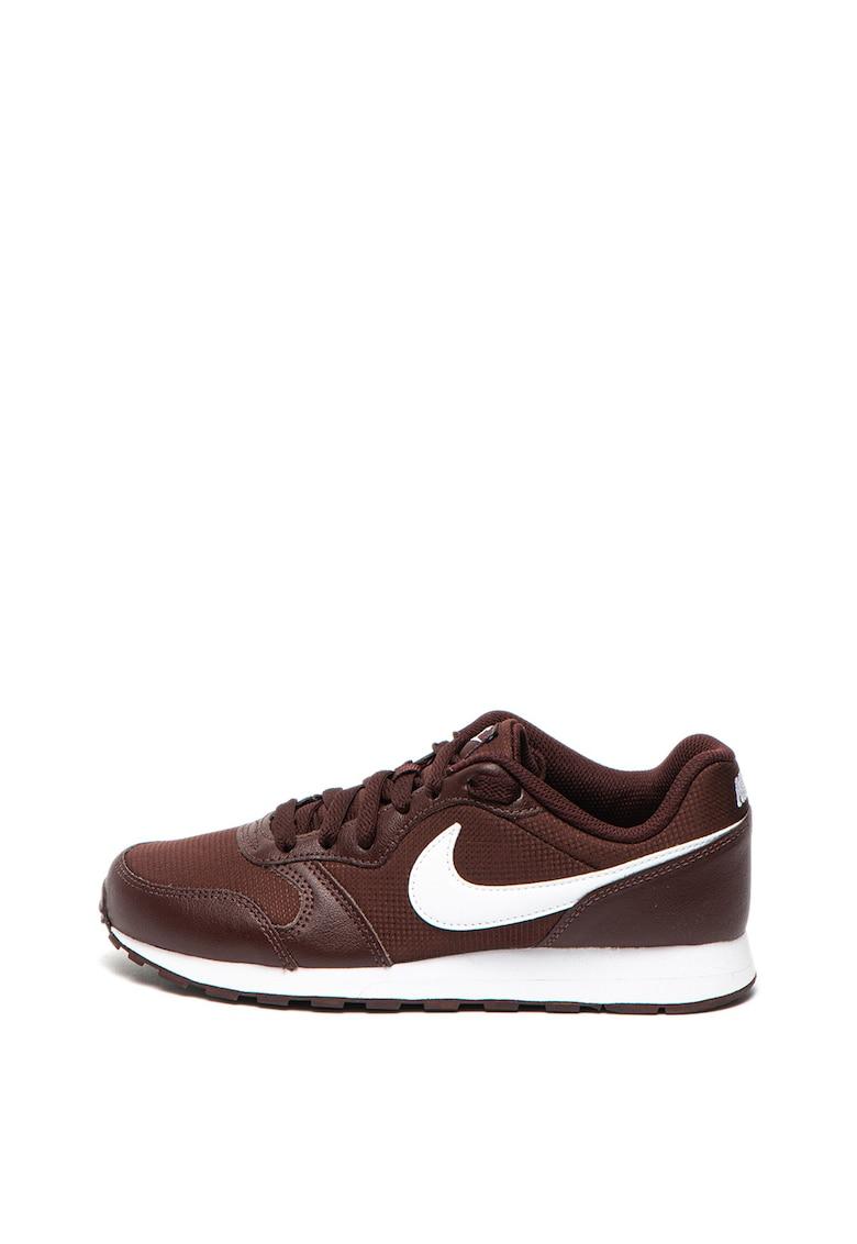 Pantofi sport cu insertii de piele MD Runner 2 PE de la Nike