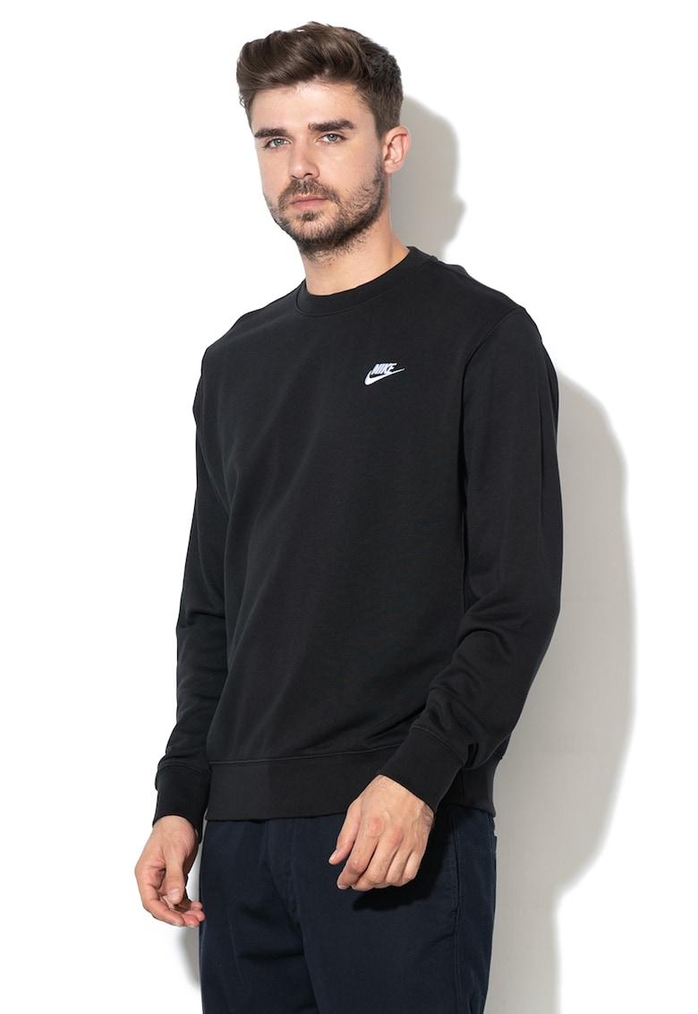 Bluza sport cu broderie logo imagine