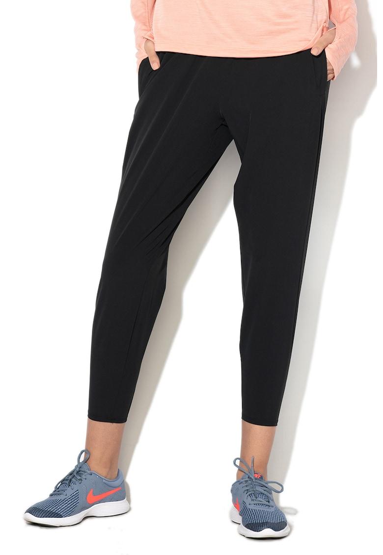 Pantaloni Dri-FIt cu snur in talie - pentru alergare Essential