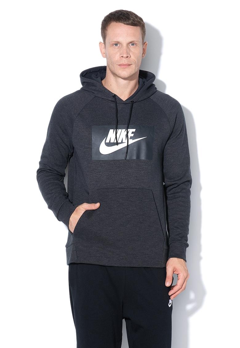 Hanorac cu imprimeu logo Optic de la Nike