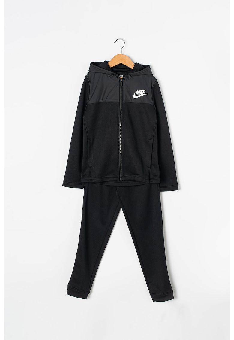 Trening cu imprimeu logo si gluga de la Nike