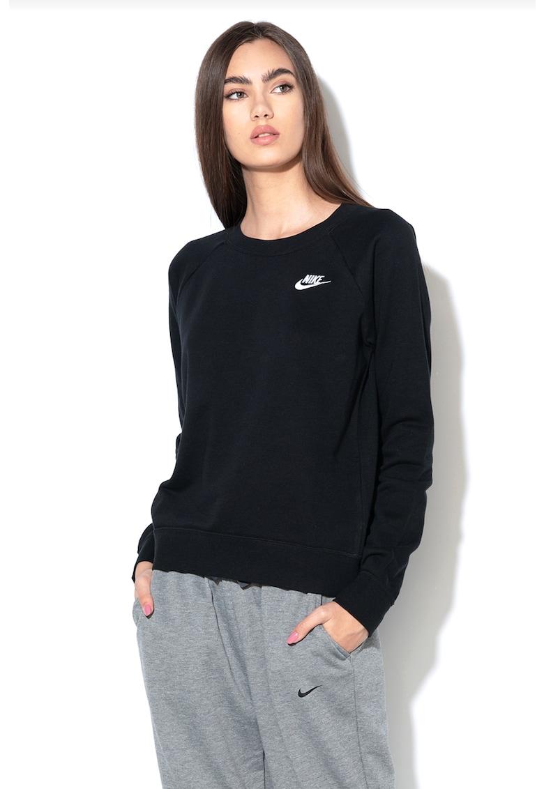 Bluza sport cu logo brodat Nike