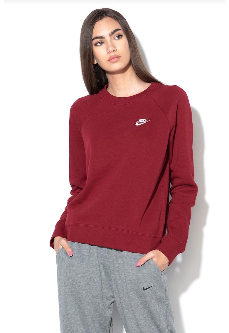 Bluza sport cu logo brodat de la Nike