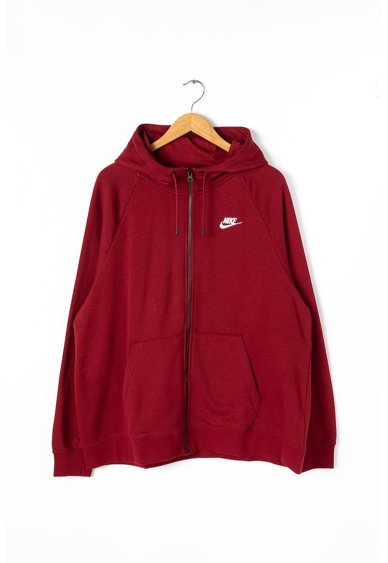 Nike Hanorac plus-size cu fermoar