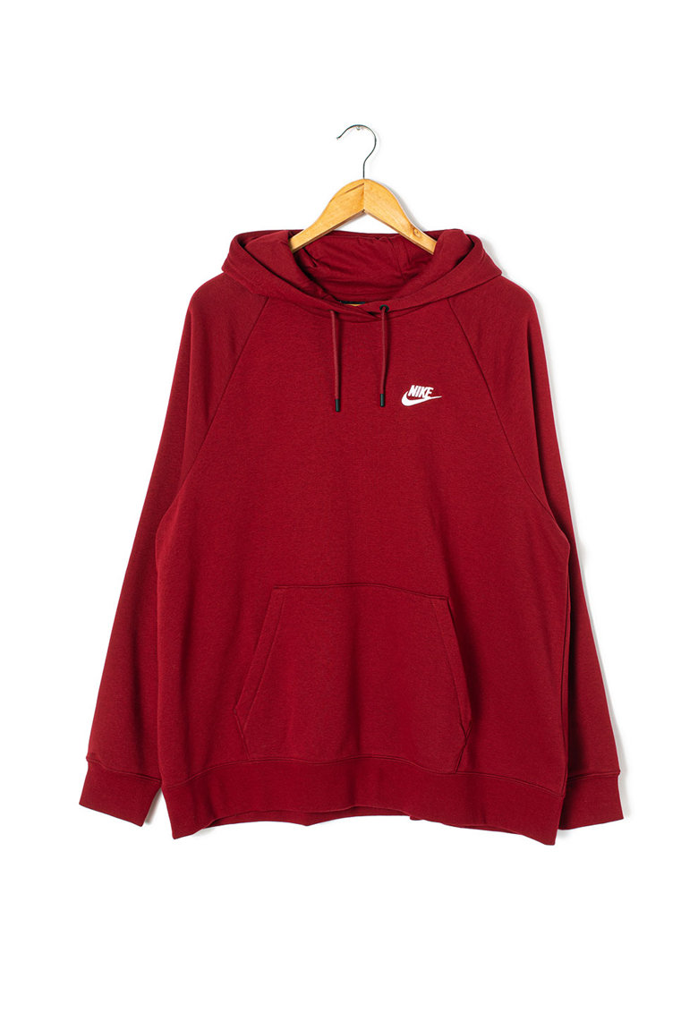 Nike Hanorac plus-size cu logo brodat Essential