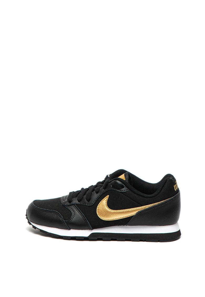 Pantofi sport cu insertii de piele MD Runner 2 VTB