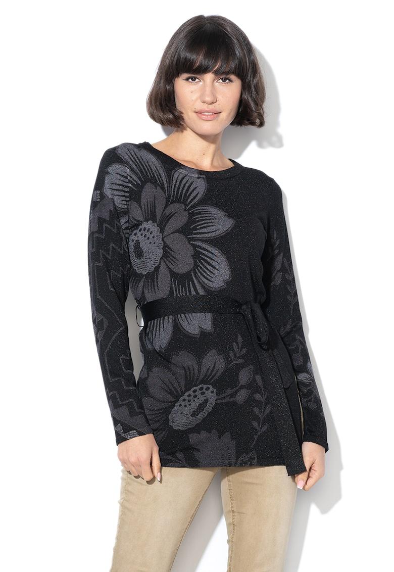 DESIGUAL Pulover din tricot fin Lua