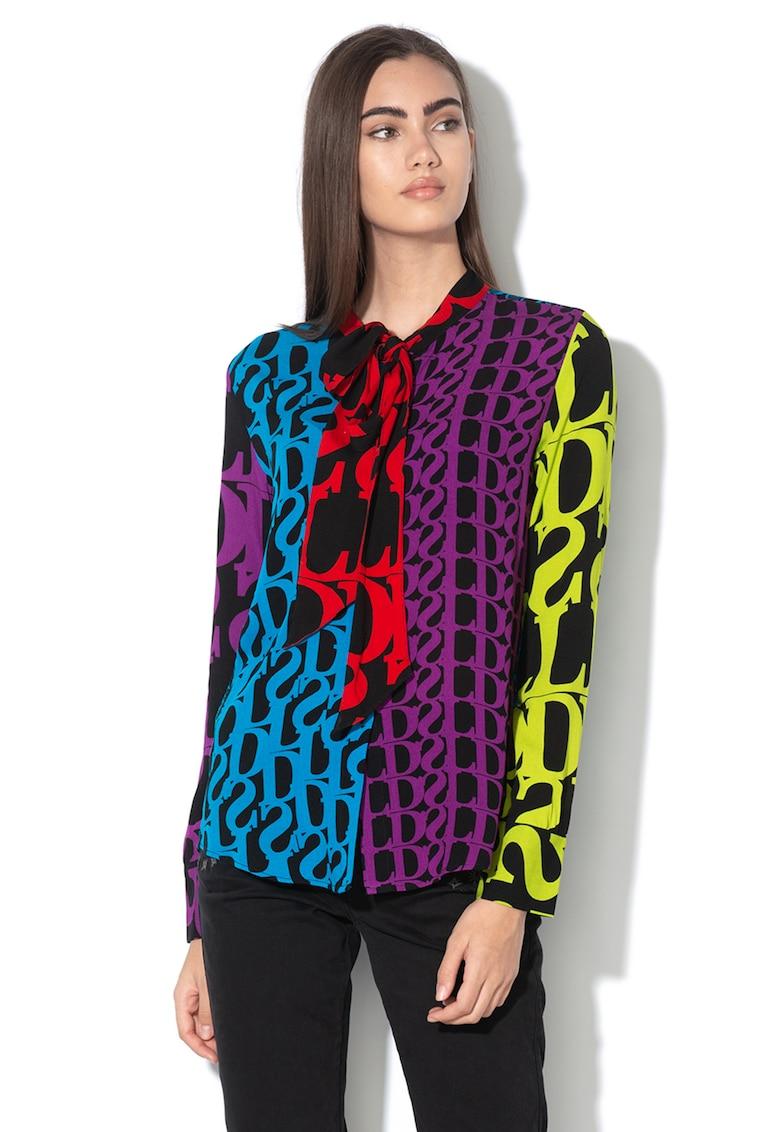 Bluza cu detaliu funda Janice imagine
