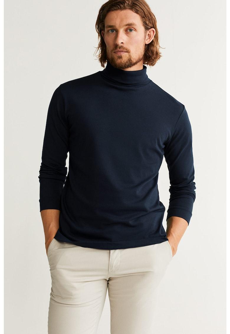 Bluza cu guler inalt Luton