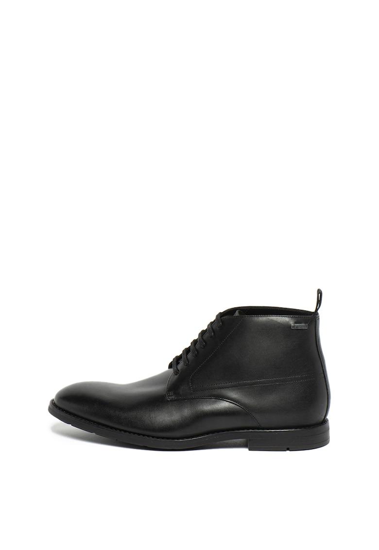 Pantofi derby din piele Ronnie Up Clarks