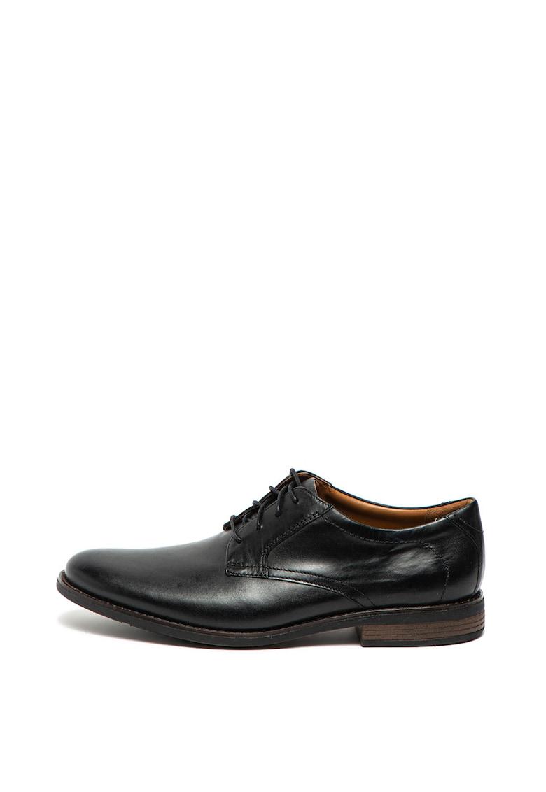 Pantofi de piele Becken Lace imagine