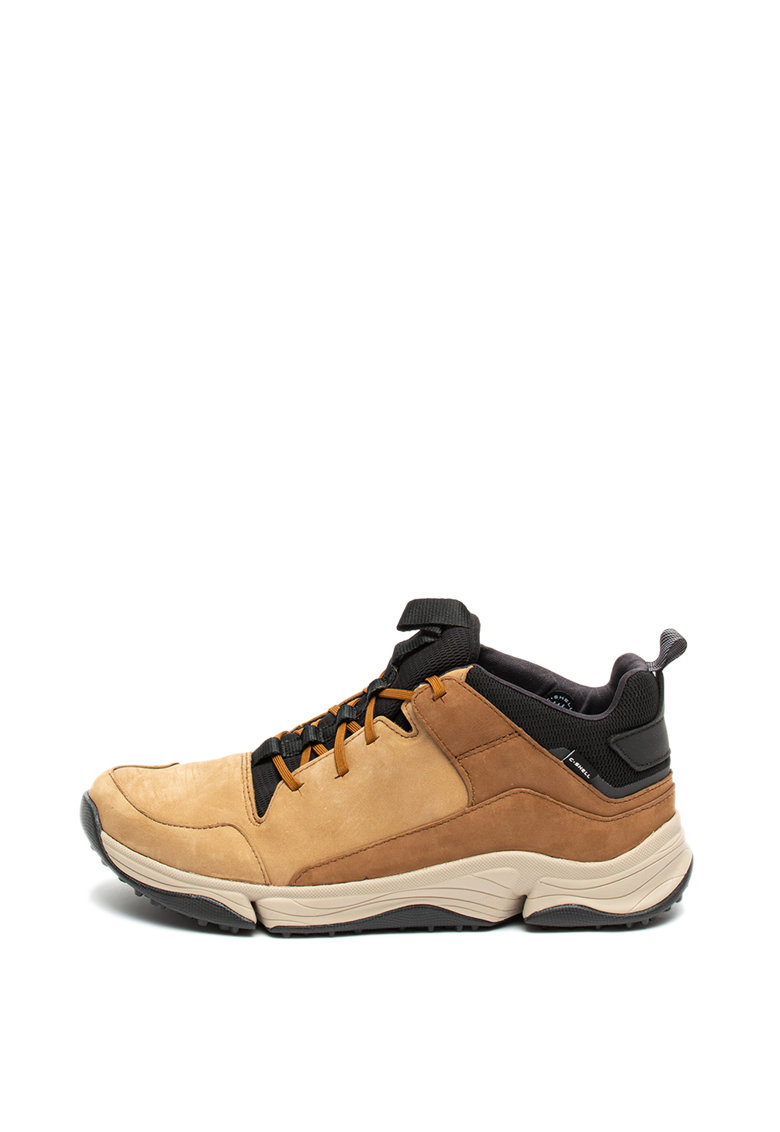 Pantofi sport impermeabili de piele nabuc Tri Path