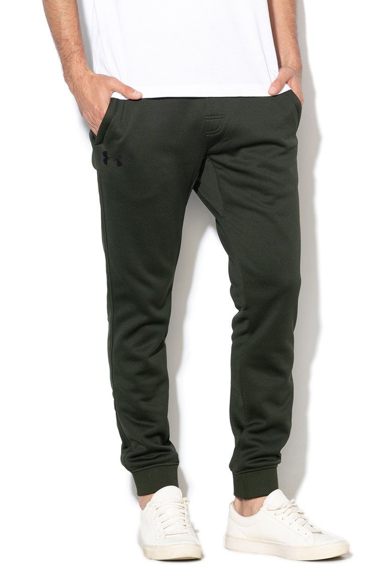 Pantaloni sport din material elastic - pentru antrenament Storm Armour de la Under Armour
