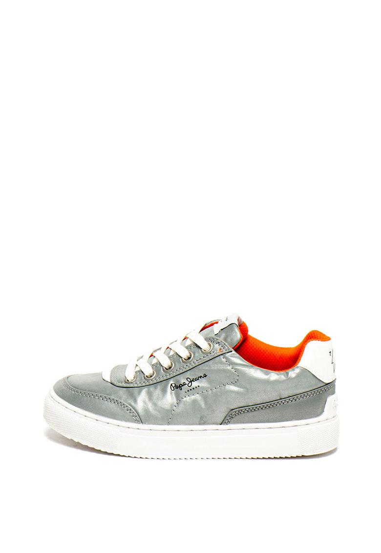 Pantofi sport Adams Reflective Pepe Jeans London