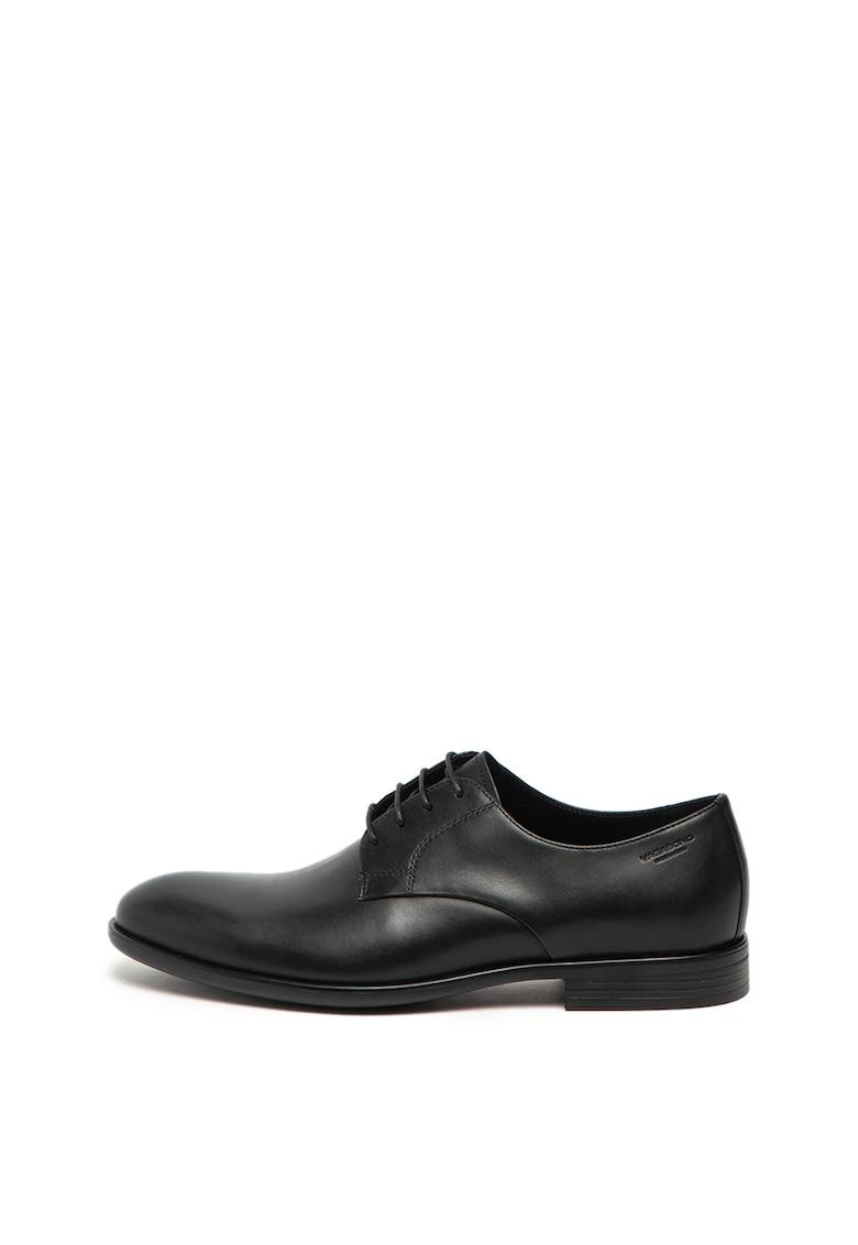 Pantofi derby de piele Harvey imagine