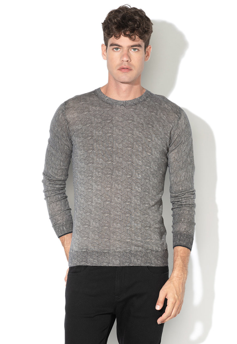 Bluza din tricot fin imagine