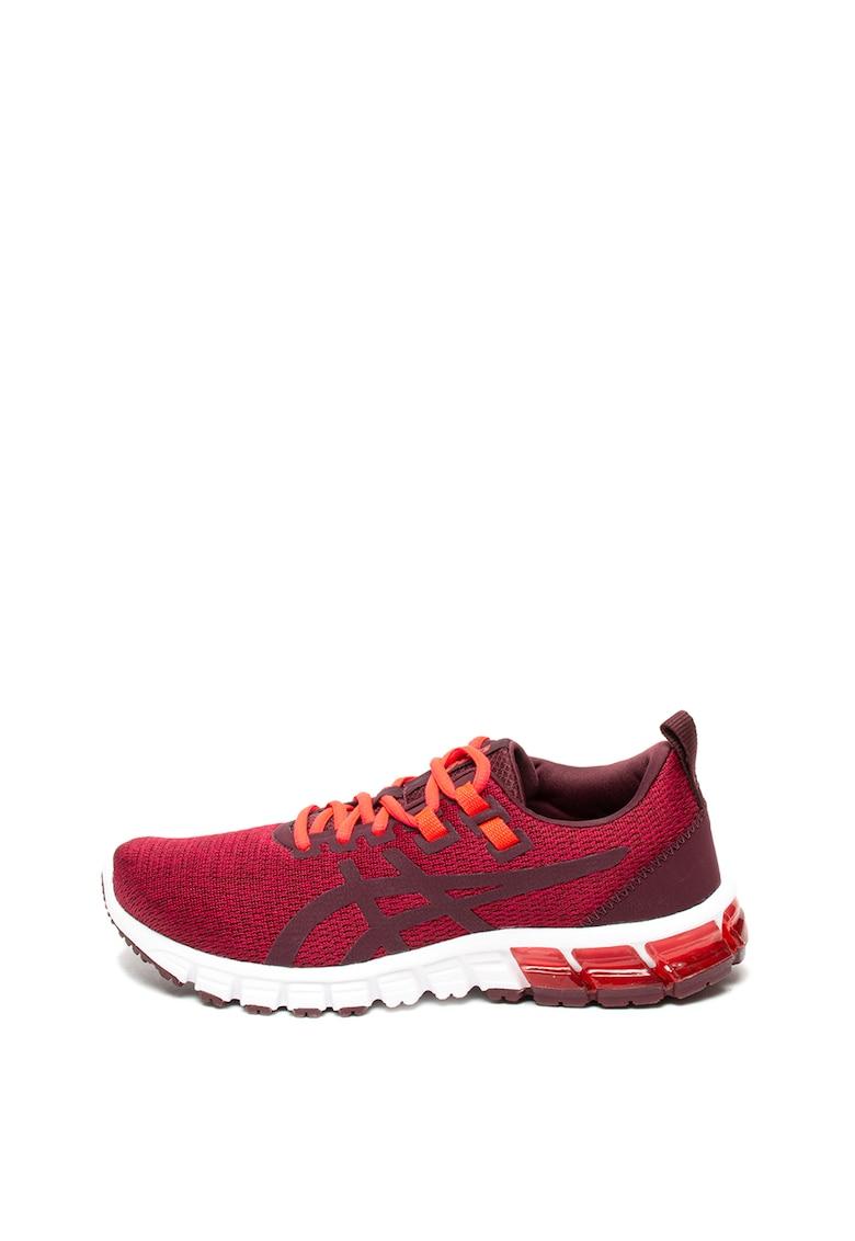 Pantofi cu sireturi contrastante - pentru alergare Gel-Quantum