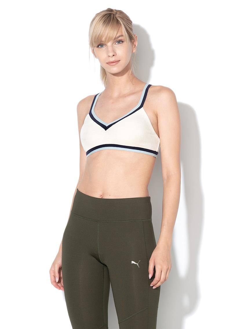 Sutien sport de catifea - pentru fitness Fenty x Puma poza fashiondays