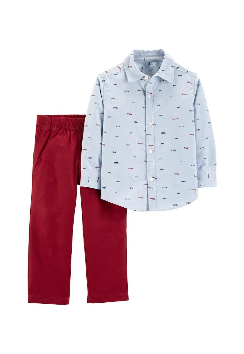 Set de camasa si pantaloni Carters