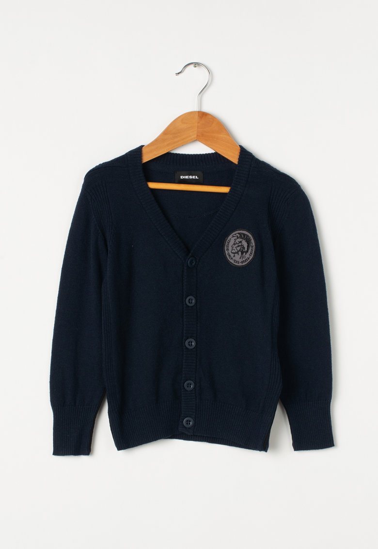 Cardigan din amestec de lana - cu nasturi Kirij