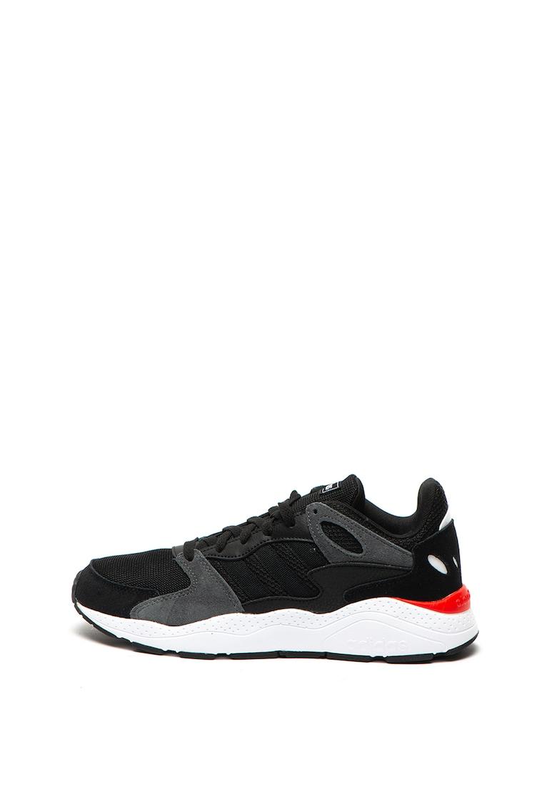 Adidas PERFORMANCE Pantofi de piele - cu garnituri textile - pentru alergare Crazy Chaos